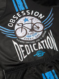 Bike Obsession Windproof Cycling Jacket