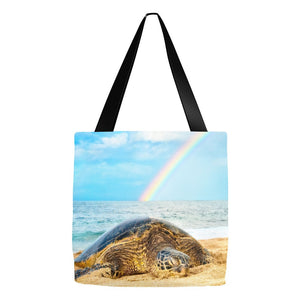 """Pot of Gold"" Eco Tote 16""x16"""