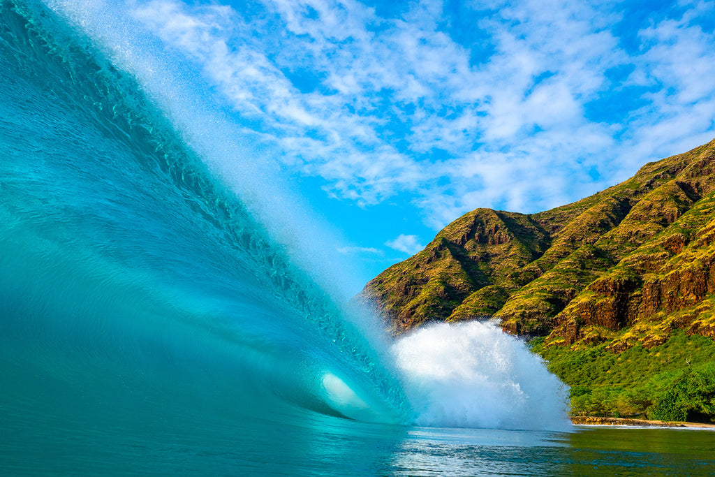 Hawaiian Wave Bliss