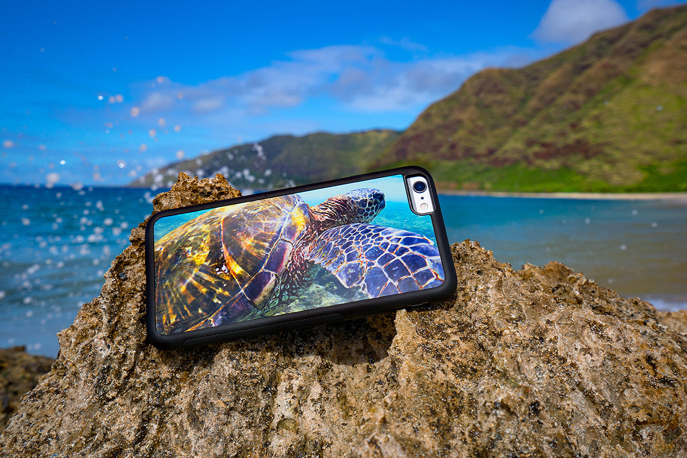 Turtle Paradise iPhone 6/6s Case