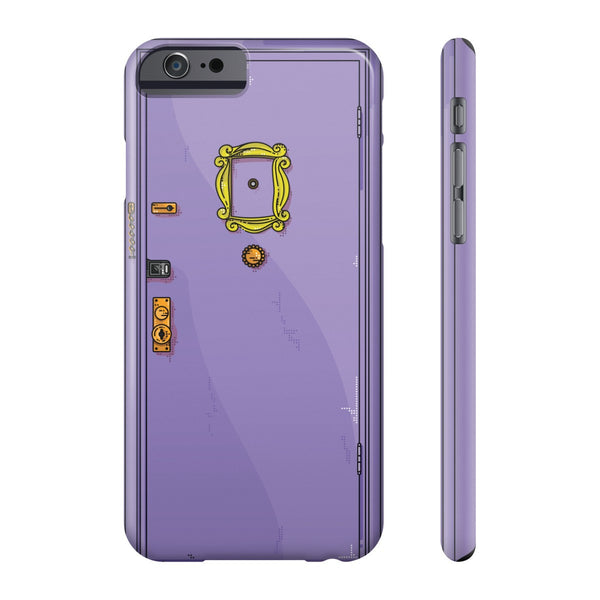 Pop Art Peephole Phone Case
