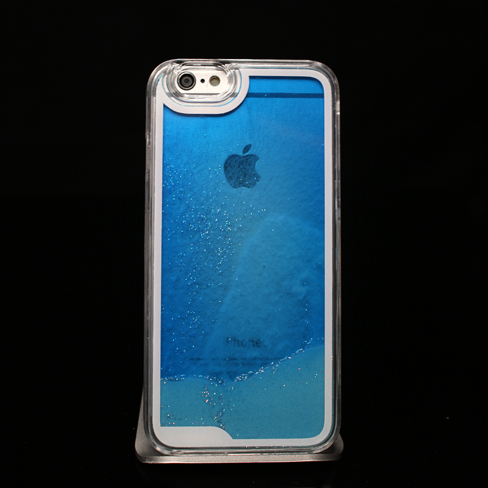 Glow in the Dark Quicksand - Phone Case