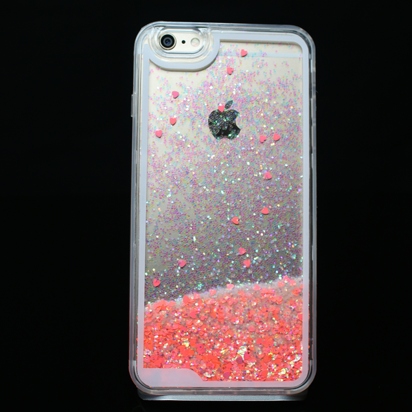 Iridescent Liquid Glitter - Phone Case
