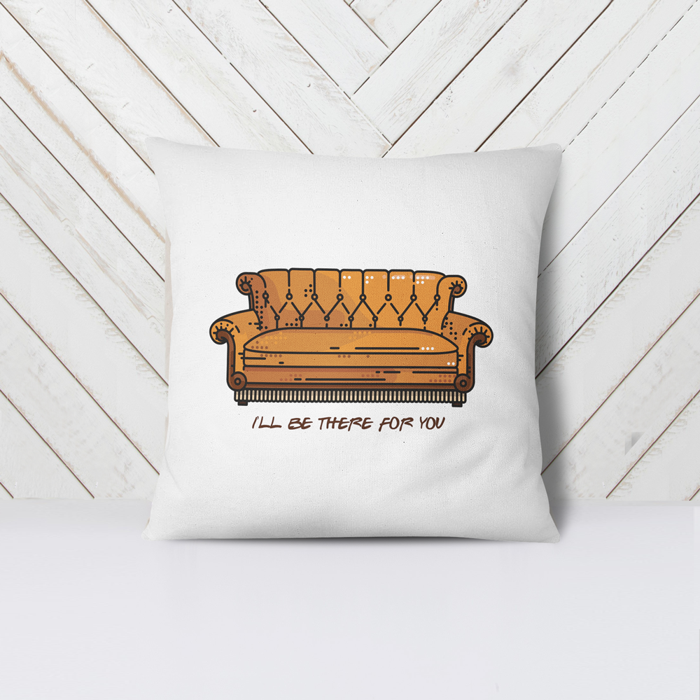 """I'll Be There For You"" - Pillow"