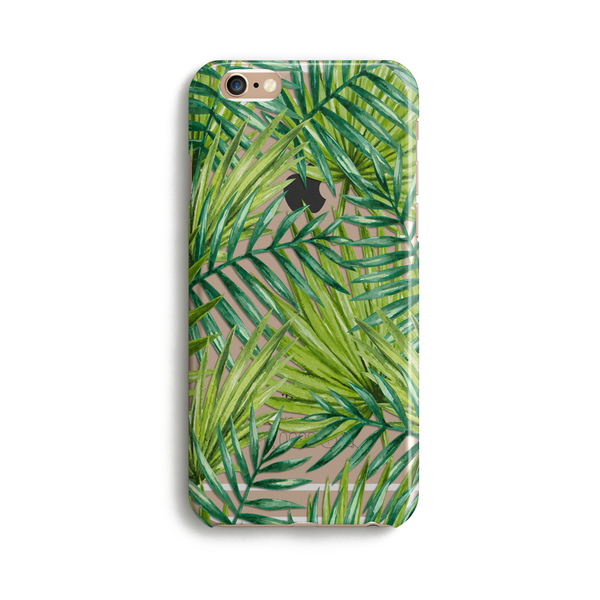 Clear Palm - Phone Case