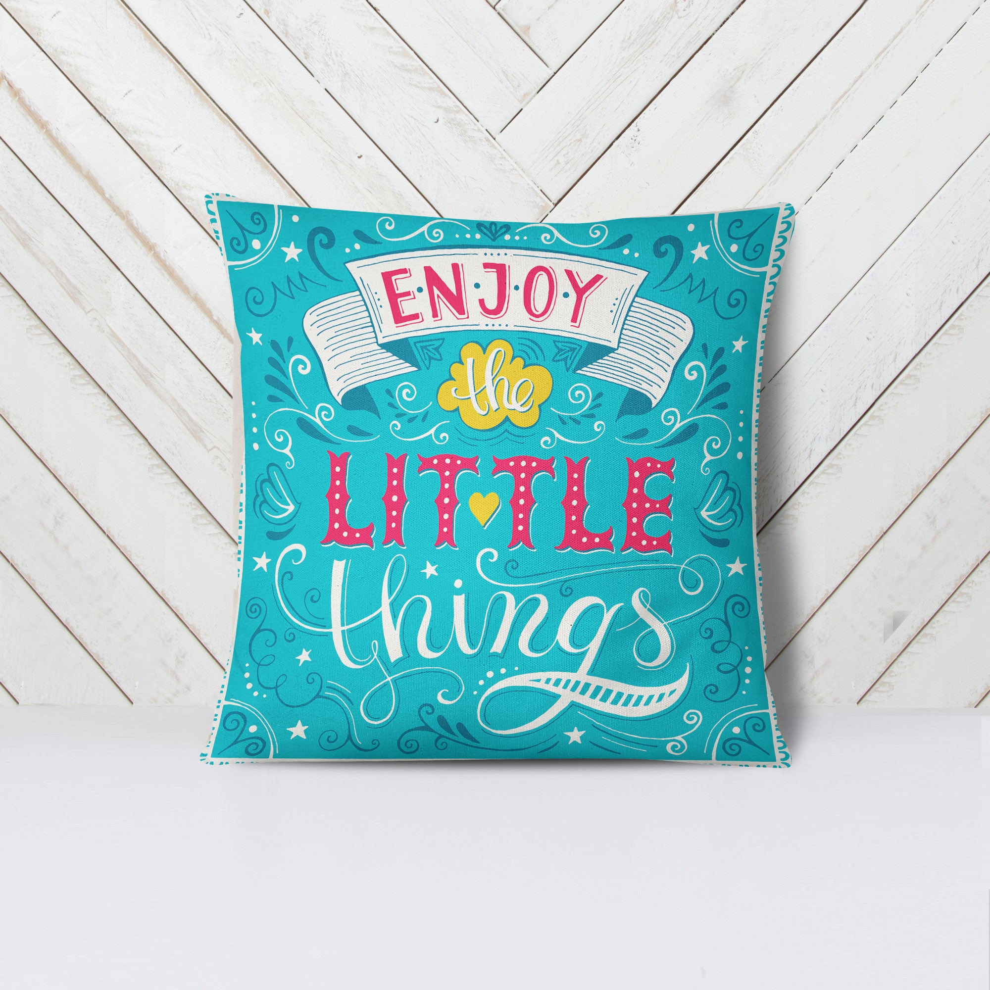 The Little Things Pillow