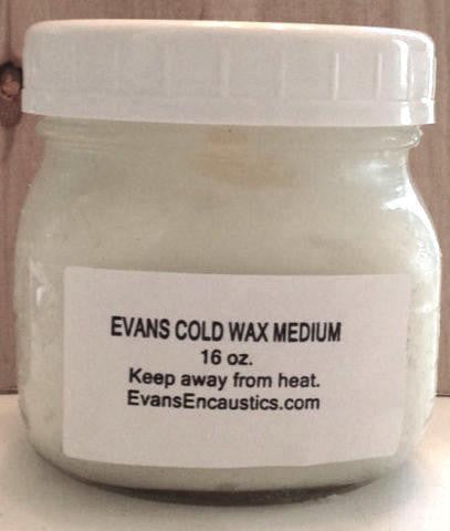 Evans Cold Wax Medium