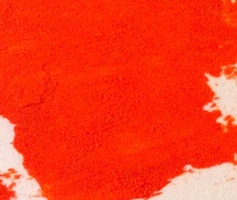 Red-Orange Evans Cold Wax Paint