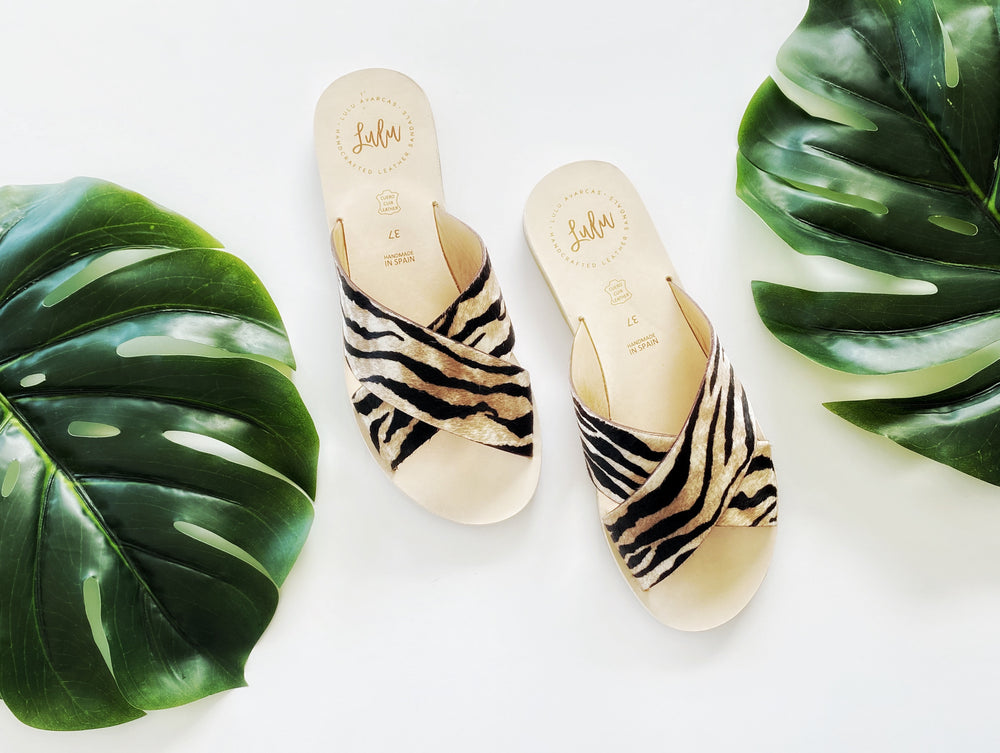 CROSSOVER SLIDES - SAFARI