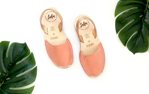 Load image into Gallery viewer, NUBUCK - PEACH/ROSE GOLD