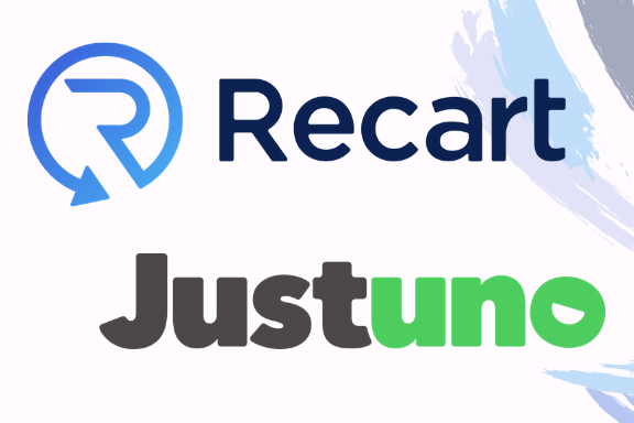 Recart - Justuno integration
