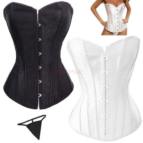 2014 New Elastic New Sexy Lace Up Women Corset Top Bustier Faux Leather Corsets Body Shaper SV002734 = 1645688132