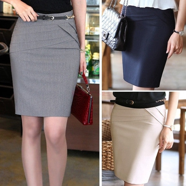 2014 New women's Career skirts Formal Office Ladies Clothing Slim Skirt Work Skirts 4 Colors SV003670 = 1651620548