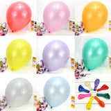 100pcs/lot 7 inch Emulsion Balloon Fashion Party Wedding Festival Decoration Kids Toy Pearls Balloons 15234 = 1696984196