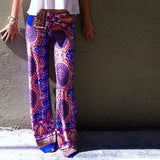 2015 New Fashion Women Sexy Long Pants Casual High Waist Trouser Loose Style Hot Sell = 1667935492