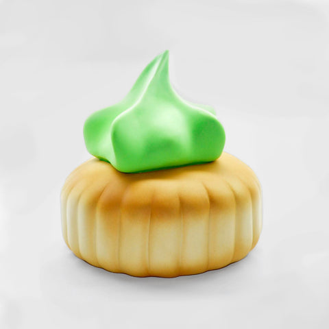 Gem Biscuit Lamp (Green)