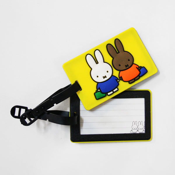 Miffy Luggage Tag
