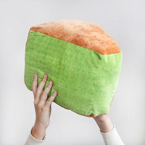 Pandan cake Cushion