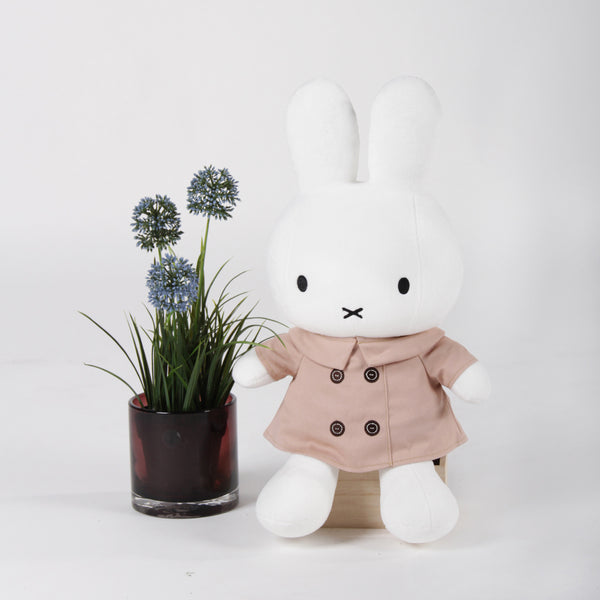 Miffy Plush - Trench Coat