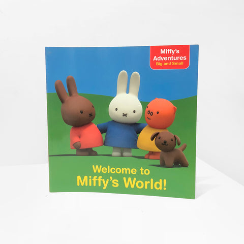 Welcome to Miffy World Book