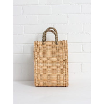 REED BOX BASKET
