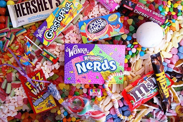British Sweets vs American Candy - Heavenly Sweets