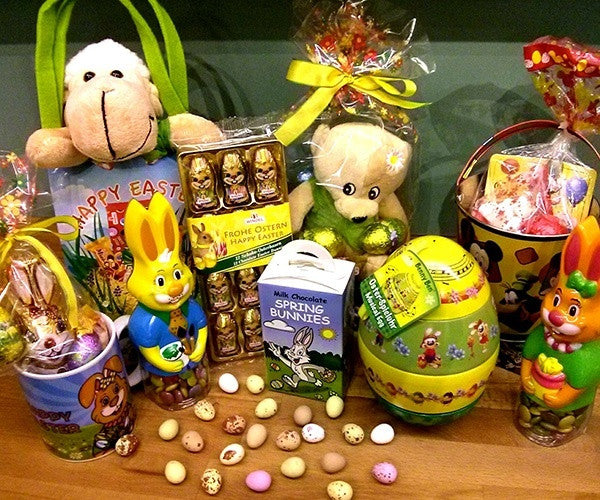 Easter Sweets and Chocolates!
