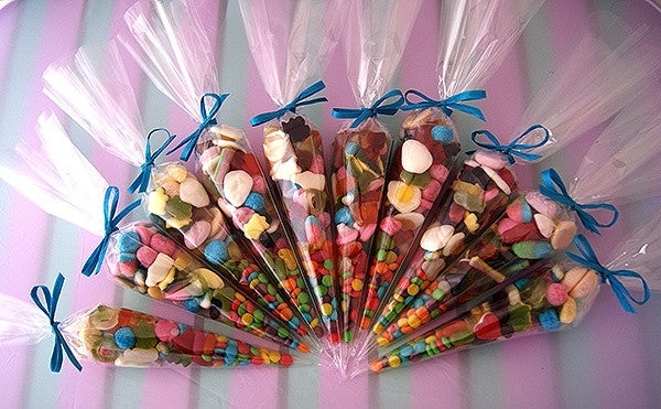Pre-filled Party Bags for Girls and Boys