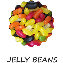 Heavenly sweets Pick n Mix Jelly Belly Jelly Beans. British sweets and American candy gift boxes.