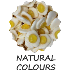 Heavenly sweets Pick n Mix naturally coloured sweets and candy. British sweets and American candy gift boxes.