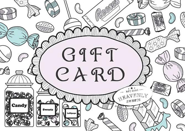 Heavenly Sweets Gift Card ë£50.00