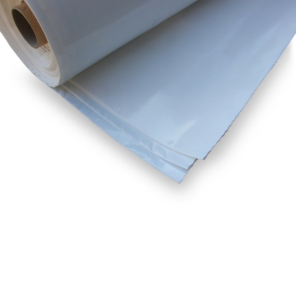 10 metre x 30 metre boat shrink film close up