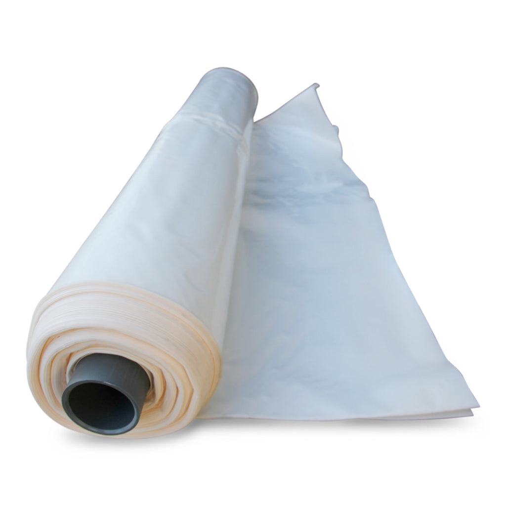 6 metre x 50 metre boat shrink film roll end