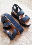 Althaia Blue - sandals- arpyes