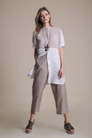 Cotton Peg Trousers - - arpyes