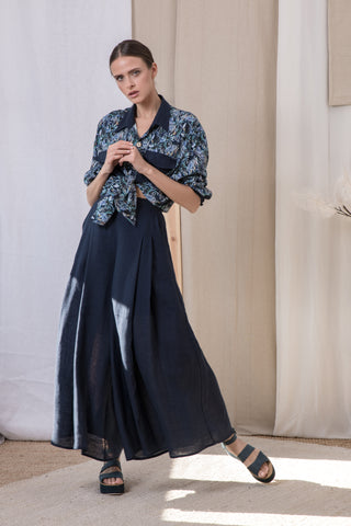 TOKYO CULOTTES BLUE - culottes- arpyes