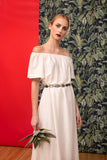 Tookie Dress Cream - kaftan- arpyes