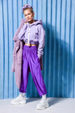 CITRINE PANTS PURPLE