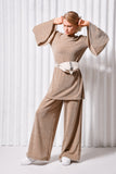 MORGANITE PANTS BEIGE