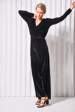 RUBY JUMPSUIT BLACK