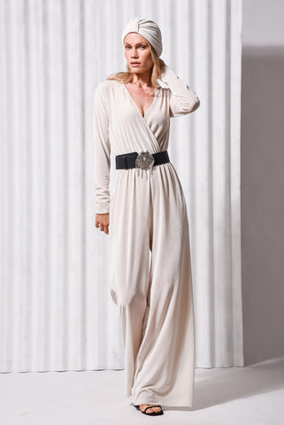 RUBY JUMPSUIT WHITE
