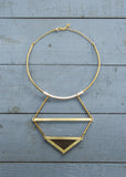 Gozo Necklace - necklace- arpyes