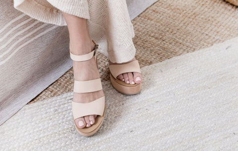 Althaia Antique White - sandals- arpyes