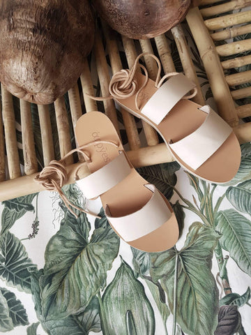 Toucan Nude - sandals- arpyes