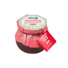Irish Strawberry Jam with Liqueur 4oz or 8oz jar