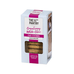 The Gluten Free Pantry Cranberry and White Chocolate Oat Cookies 200g