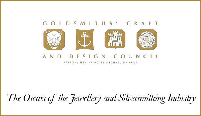 The Goldsmiths' Craft & Design Council Awards