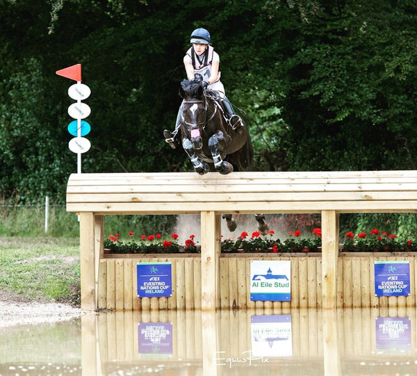 Felicity Collins Eventing on her Team European GOLD and mega plans ahead