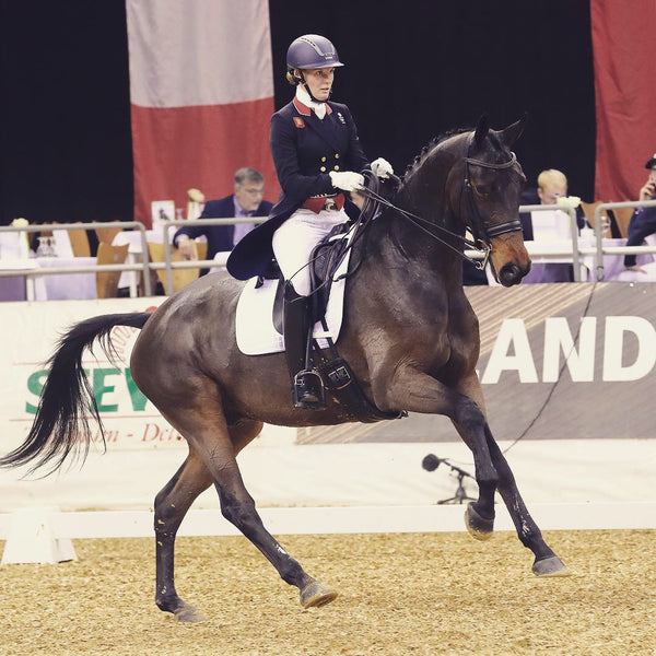 We caught up with sponsored rider Lara Butler Dressage on her Tokyo plans