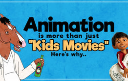 Animation is more than just